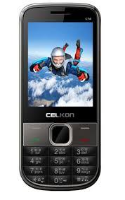 Celkon C74 (Black): Amazon.in: Electronics