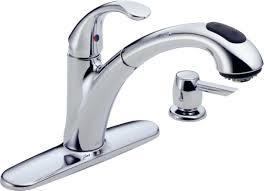 Delta Kitchen Sink Faucets Kitchen Attractive Home Depot Kitchen Sink Faucets With