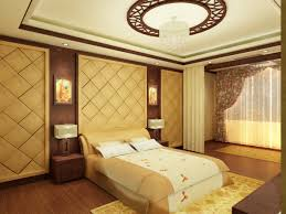 Mirror Ceiling Bedroom Furnitures Master Bedroom Ceiling Design With Round Silver Modern