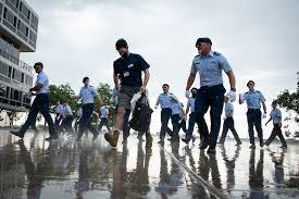 basic cadet training breakdown nearly