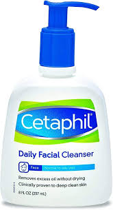 Cetaphil <b>Daily Facial Cleanser</b> For Normal To Oily Skin 235 ml ...