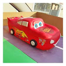 Cars 3d Cake Medium Cake Rumble Grumble Parties