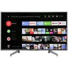 Android Tivi Sony 4K 49 inch KD-49X8000G Giá rẻ nhất thị trường - Legatop