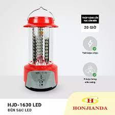 Đèn sạc tích điện LED chiếu sáng khi cúp điện Honjianda HJD-1630 LED