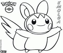Disegni Di Pokémon Nero E Bianco Da Colorare E Stampare