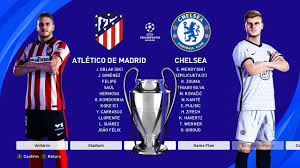 Atletico Madrid vs Chelsea | Champions League 2020/21 Gameplay - YouTube