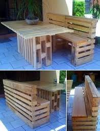 Patio Furniture Made From Recycled Wooden Pallets Recycled Things Tables  Made From Wood Pallets