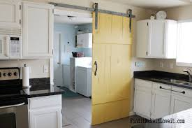 ... Make Your Own Diy Barn Door Hardware Track Find It Make It Love It ...