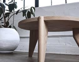 handmade modern wood furniture. Modern . Minimalist Coffee Table Midcentury Furniture Handmade Wood