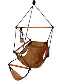 hanging chair. Zero Gravity Hanging Chair Swing With Leg Rest