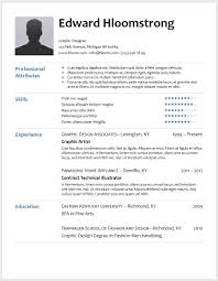 Resume Templates Google Extraordinary 48 Free Minimalist Professional Microsoft Docx And Google Docs CV