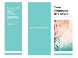 6 Sided Brochure Template Brochures Office Com