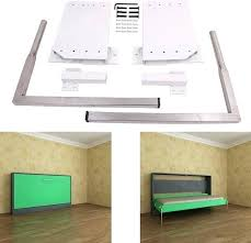 homemade murphy bed hardware wall bed springs mechanism hardware kit horizontal diy murphy bed hardware
