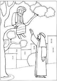 You will find the best coloring pages at funnycoloring.com! Zacchaeus And Jesus Sunday School Coloring Sunday School Coloring Pages Bible Crafts Bible Crafts Preschool