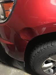 Cost Estimate Of Large Dent Repair  Car Forums At Edmundscom - Exterior painting cost estimator