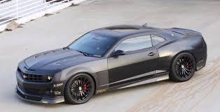 TSW Mallory 4 All Matte Black on Chevy Camaro Wheels