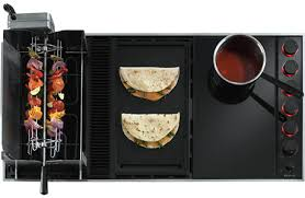 jenn air expressions electric cooktop modular downdraft jpg