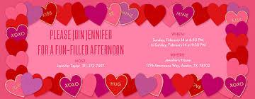 Valentines Invitations Free Valentines Day Online Invitations Evite