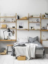 A dreamy ikea bedroom & workspace