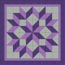 Best 25+ Purple quilts ideas on Pinterest | Amish quilt patterns ... & Free Barn Quilt Patterns Meanings | May | 2011 | Lucie The Happy Quilter's  Blog | Adamdwight.com