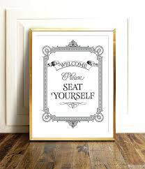 Art for bathroom Canvas Bathroom Wall Art Bathroom Wall Art Printable Art Please Seat Yourself Sign Bathroom Art Restaurant Decor Funny Bathroom Prints Kids Bathroom Art Bathroom Burnboxco Bathroom Wall Art Bathroom Wall Art Printable Art Please Seat