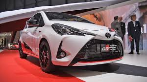 2018 toyota yaris sedan. brilliant yaris 2018 toyota yaris and grmn first look  2017 geneva motor show on toyota yaris sedan