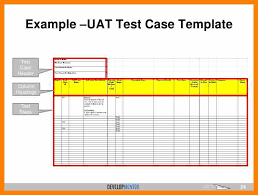 Uat Testing Template Test Plan Download Ms Word Excel Template