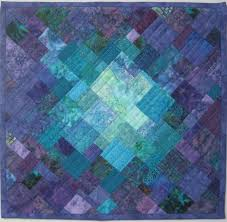 Quilt Stitching to enhance Mosaic Art Quilts - Art Quilts by Sharon & The curved stitching softens the more harsh edges of the squarish pieces in  the quilt. The curved designs also create movement and texture and draw  your ... Adamdwight.com