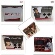 Kolours Hair Color Chart Customized Hair Color Book Supplier