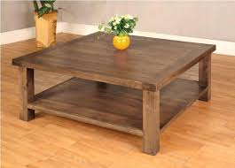 square wooden coffee table square wood coffee table stylish wooden large inside ideas 4 square wooden