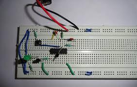 porch light auto turn off light circuit diagram