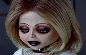 tiffany seed of chucky makeup look child s play franchise evinde s beauty stash