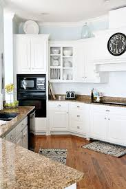 Painting Oak Kitchen Cabinets White Mesmerizing Pros And Cons Of Painting Kitchen Cabinets White Duke Manor Farm