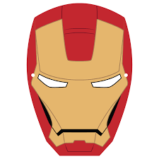 Cut Out Character Template Ironman Mask Template Free Printable Papercraft Templates