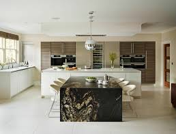 modern spacious commercial kitchen design