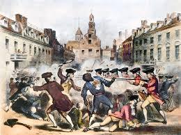 boston massacre 1770 painting granger the boston massacre painting
