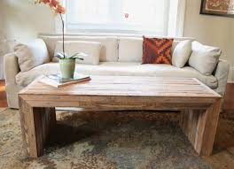 custom made the jackson table modern yet rustic coffee table made from reclaimed new orleans
