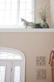 window ledge decor