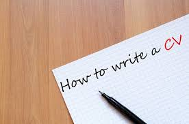 What To Write On A Cv Your Cv Get It Write Recruit Ni
