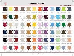 Tarrago Dye Color Chart Quick Colour Dye