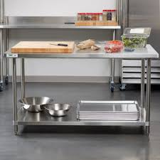 kitchen island for sale. Carts Wooden Butcher Stainless Steel Kitchen Work Table Island For Sale L