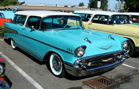 1957 Chevy: The Ultimate Classic | eBay Motors Blog