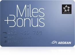 Overview Miles Bonus