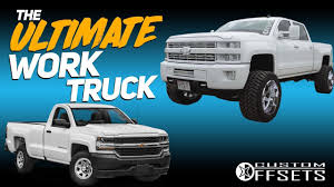 The Ultimate Work Truck - YouTube