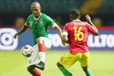 Amada Ibrahim Samuel  CAN 2019