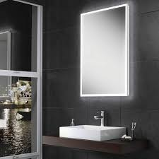 Illuminated Bathroom Mirrors LED Illuminated Mirrors UK