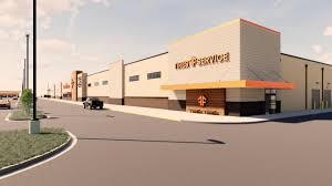 Fleet Farm Auto Center Mills Fleet Farms New West Bend Store Requires Land Use