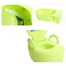 plastic toilet cartoon baby plastic toilet girls boy portable potty seat folding chair cute drawer training