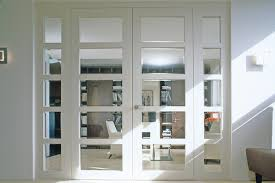 wooden room dividers french doors