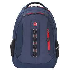 Купить <b>Рюкзак WENGER</b>, <b>универсальный</b>, темно-синий, 28 л ...